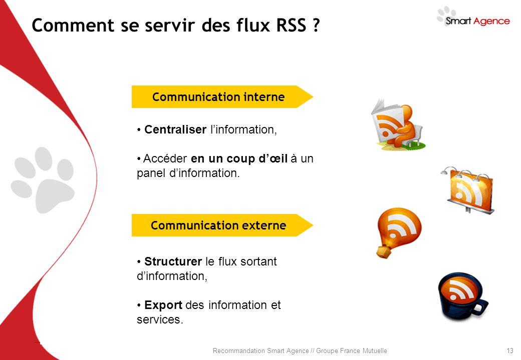Recommandation smart agence groupe france mutuelle ppt t l charger - Comment se servir d un testeur de courant ...