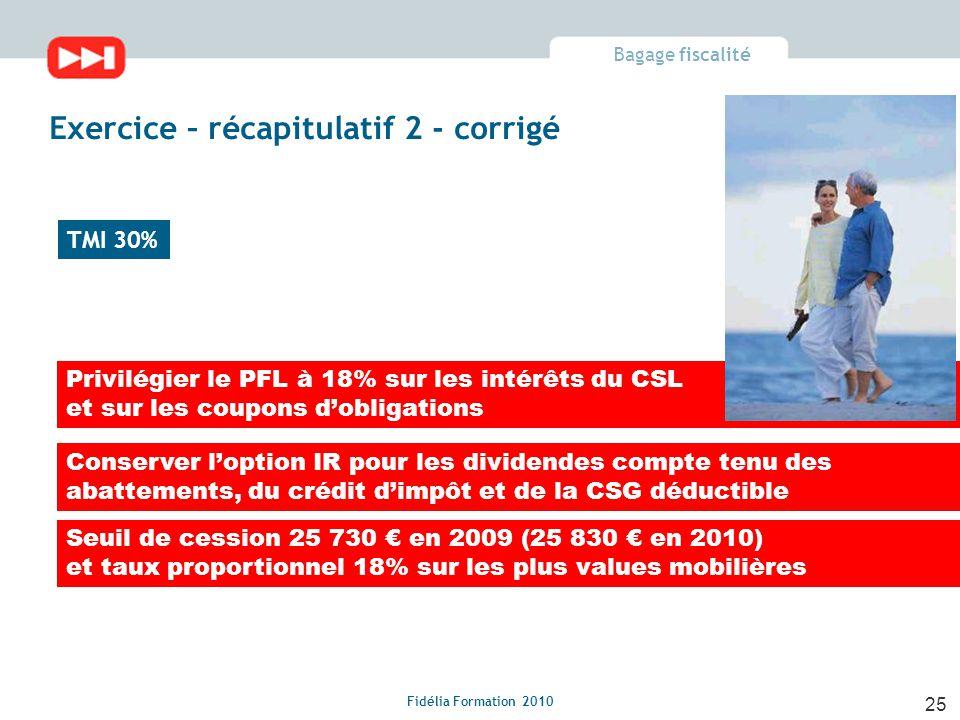 Fiscalit exercices corrig s ppt video online t l charger - Credit d impot sur photovoltaique ...