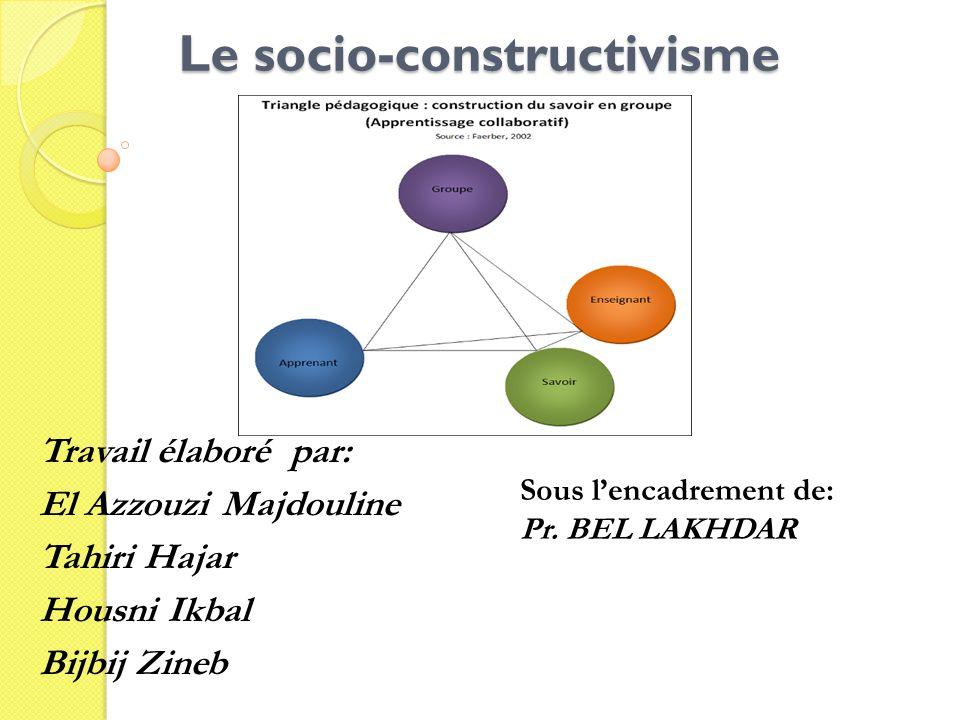 le constructivisme en sociologie pdf