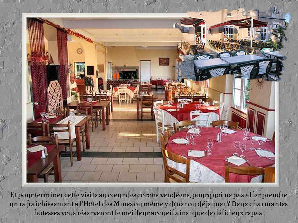 Vend e france vend e france centre minier de faymoreau - Prendre une chambre d hotel pour quelques heures ...