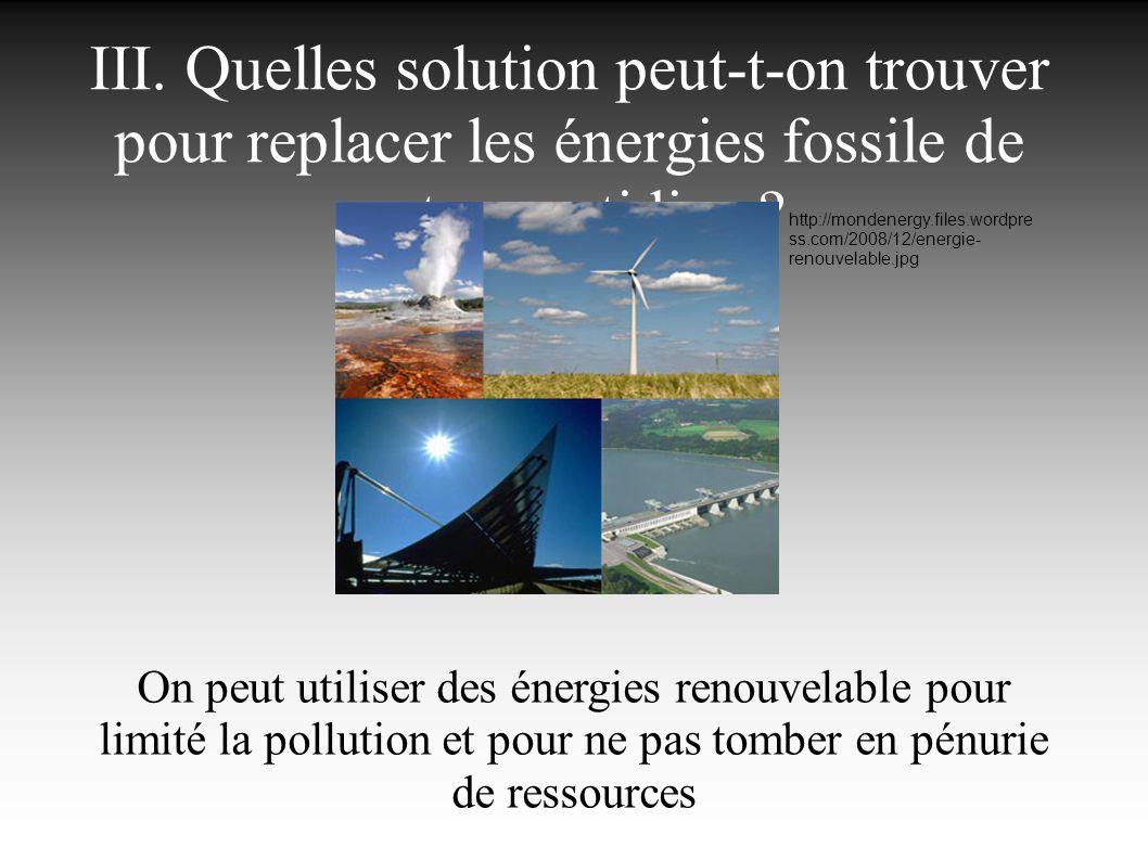 I qu 39 est ce qu 39 une nergie fossile ppt video online for Qu est ce qu une energie renouvelable