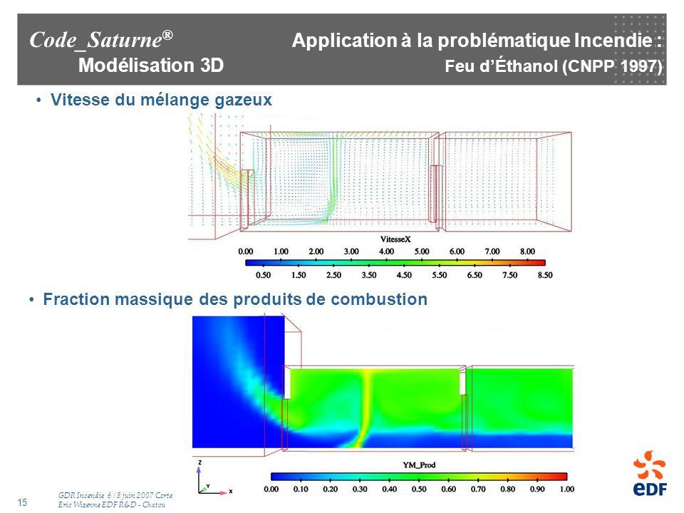 utilisation de code saturne pour la simulation 3d incendie ppt video online t l charger. Black Bedroom Furniture Sets. Home Design Ideas