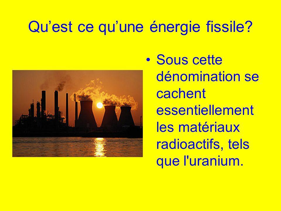 Les sources d nergies ppt video online t l charger for Qu est ce qu une energie renouvelable