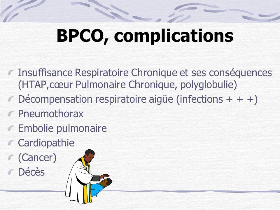 les bpco  bronchopneumopathie chronique obstructive