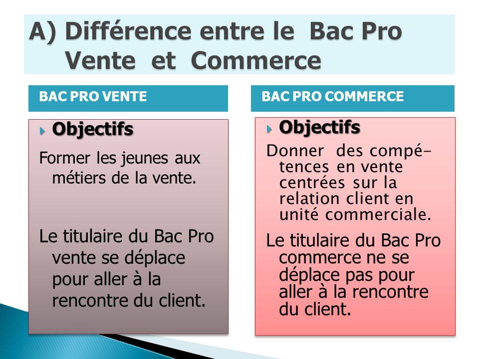Bac pro commerce ou vente - Difference entre blender et mixeur ...