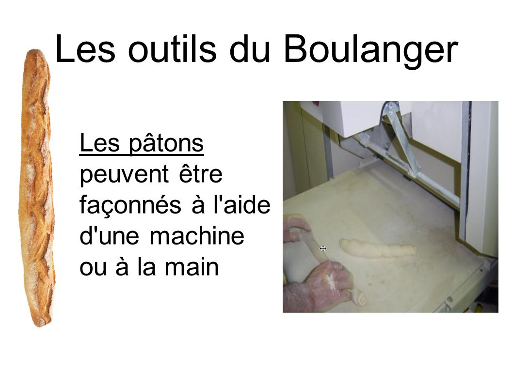 le boulanger ppt video online t l charger. Black Bedroom Furniture Sets. Home Design Ideas