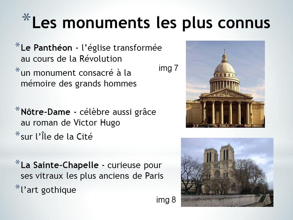 Paris L Architecture Et Les Monuments Ppt T 233 L 233 Charger