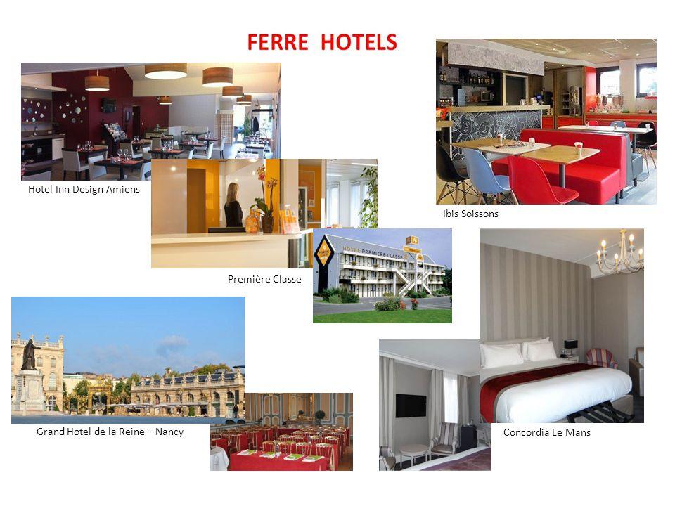 fer de lance de l h tellerie depuis plus de 20 ans le groupe ferre hotels bas rennes. Black Bedroom Furniture Sets. Home Design Ideas