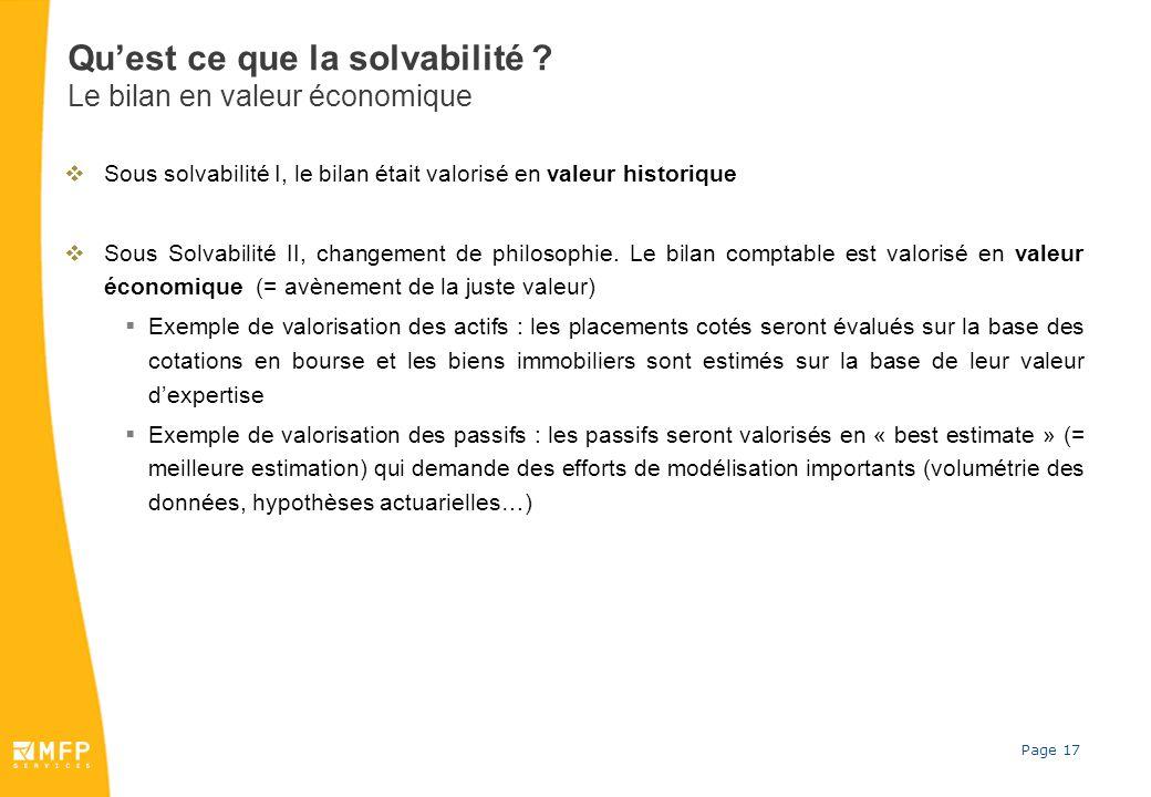 Formation solvabilit ii comit de direction mfp services ppt t l charger - Qu est ce qu un courtier immobilier ...