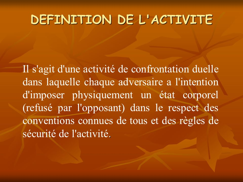 Des jeux d 39 opposition a la lutte scolaire ppt video for Definition de l