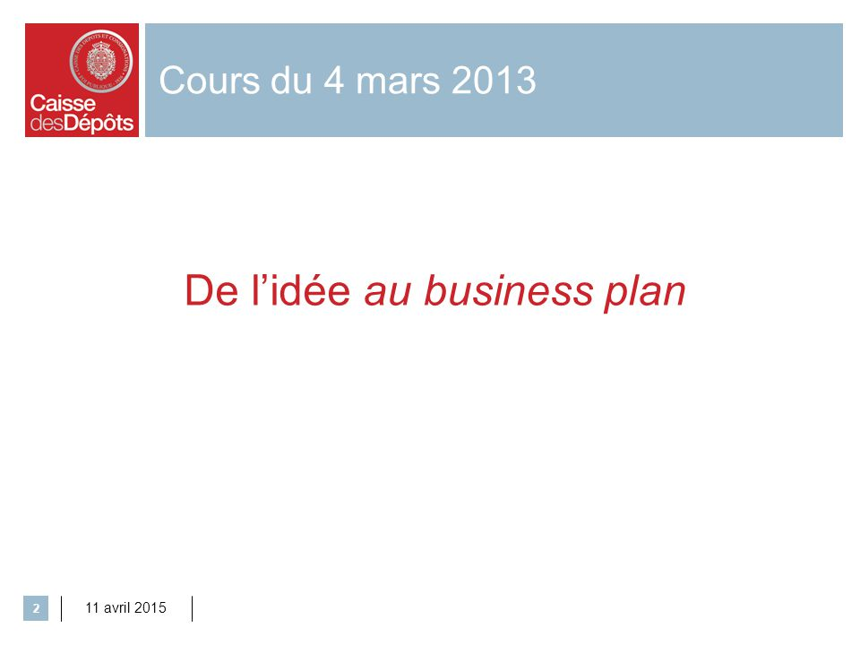 private equity entrepreneuriat gouvernance et cr ation On idee business plan