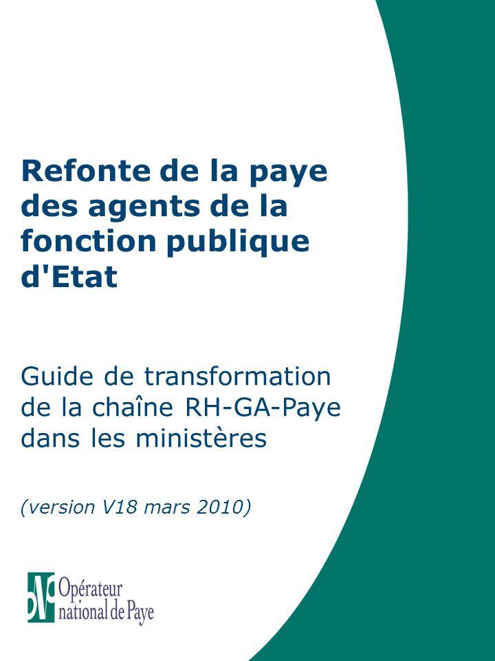 Refonte de la paye des agents de la fonction publique d - Grille indiciaire fonction publique d etat ...