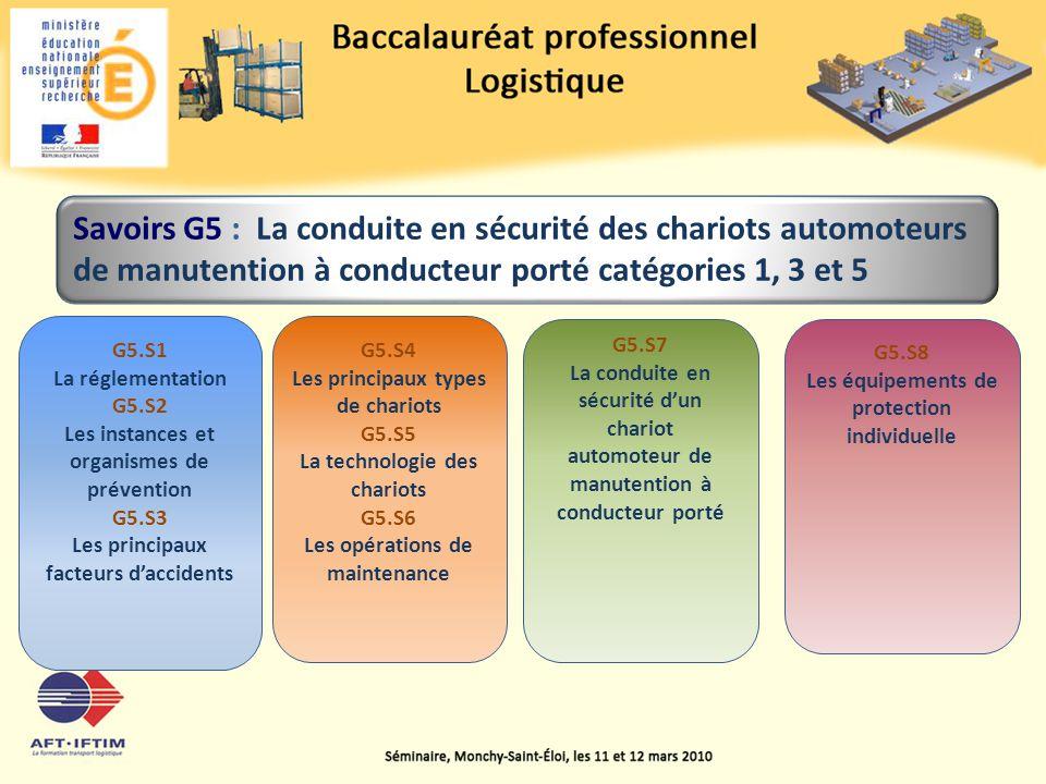 Baccalaur at professionnel logistique ppt video online - Chariot automoteur a conducteur porte ...