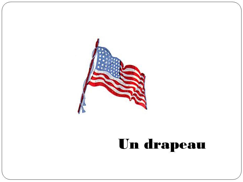 Un drapeau