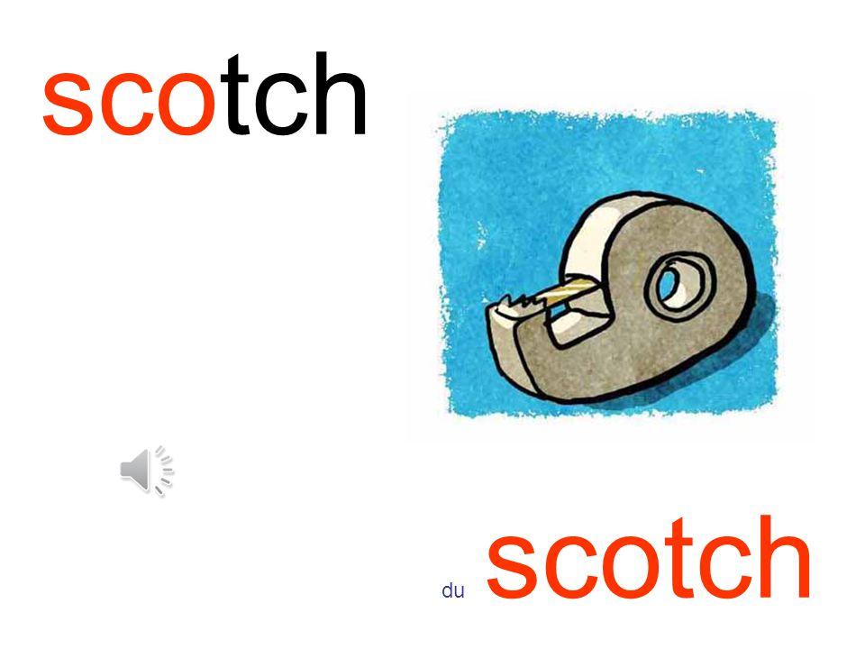 scotch du scotch