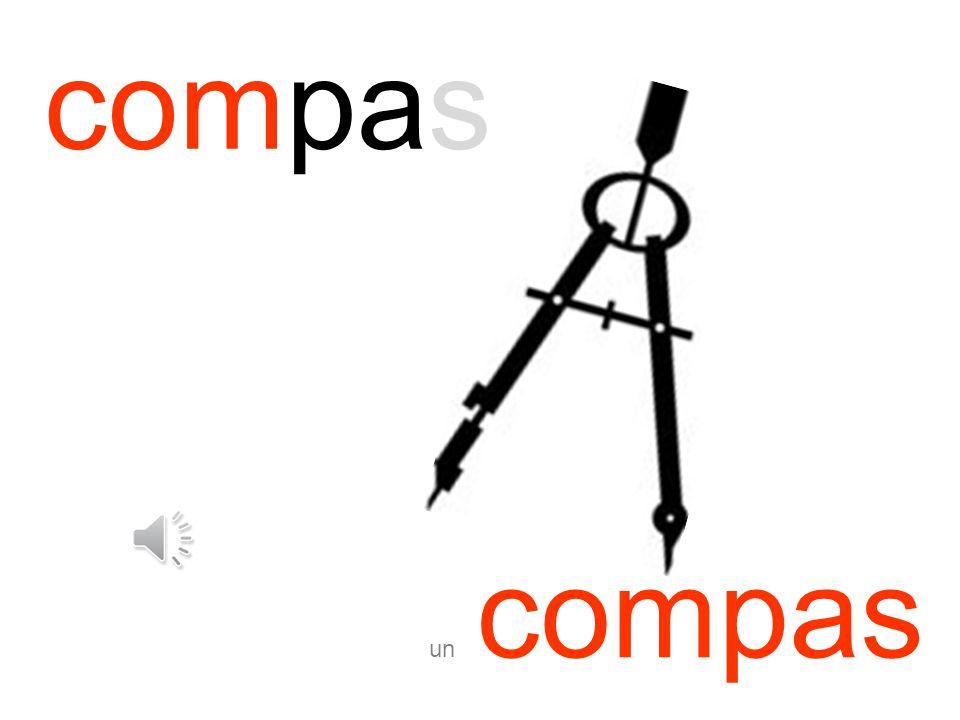 compas un compas