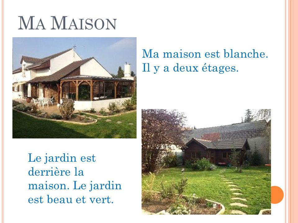 Ma nouvelle maison en france ppt video online t l charger for Concevoir ma nouvelle maison