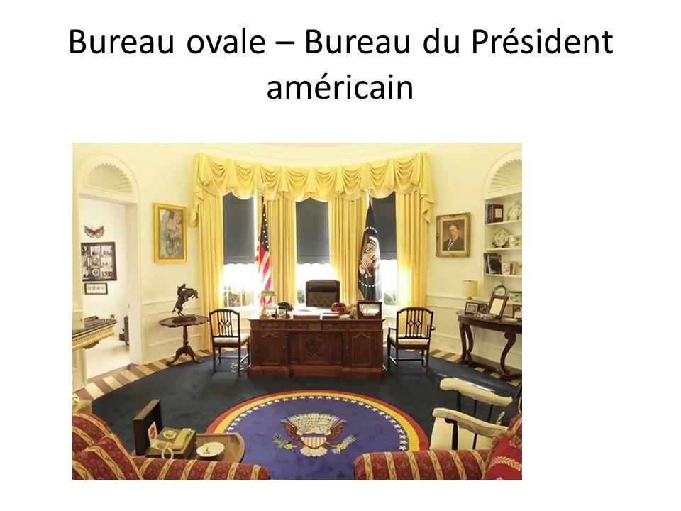 La maison blanche ppt t l charger - Bureau president americain ...