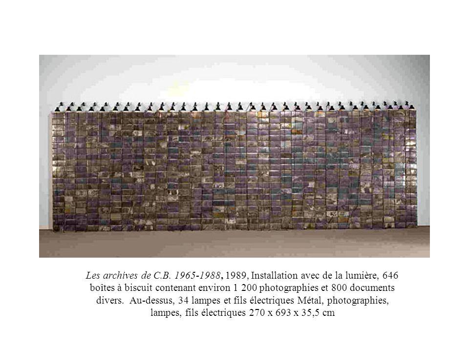 christian boltanski 1944 vitrine de r 233 f 233 rence ppt t 233 l 233 charger