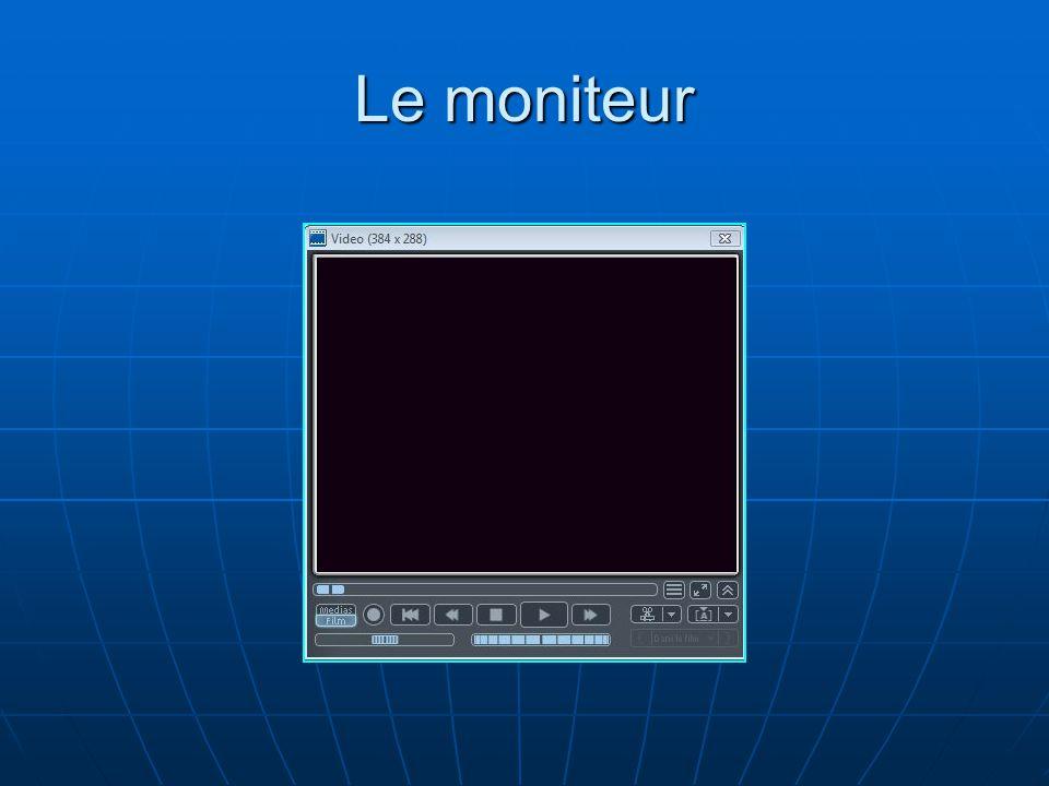 Le montage avec magix video deluxe ppt video online for Moniteur montage video