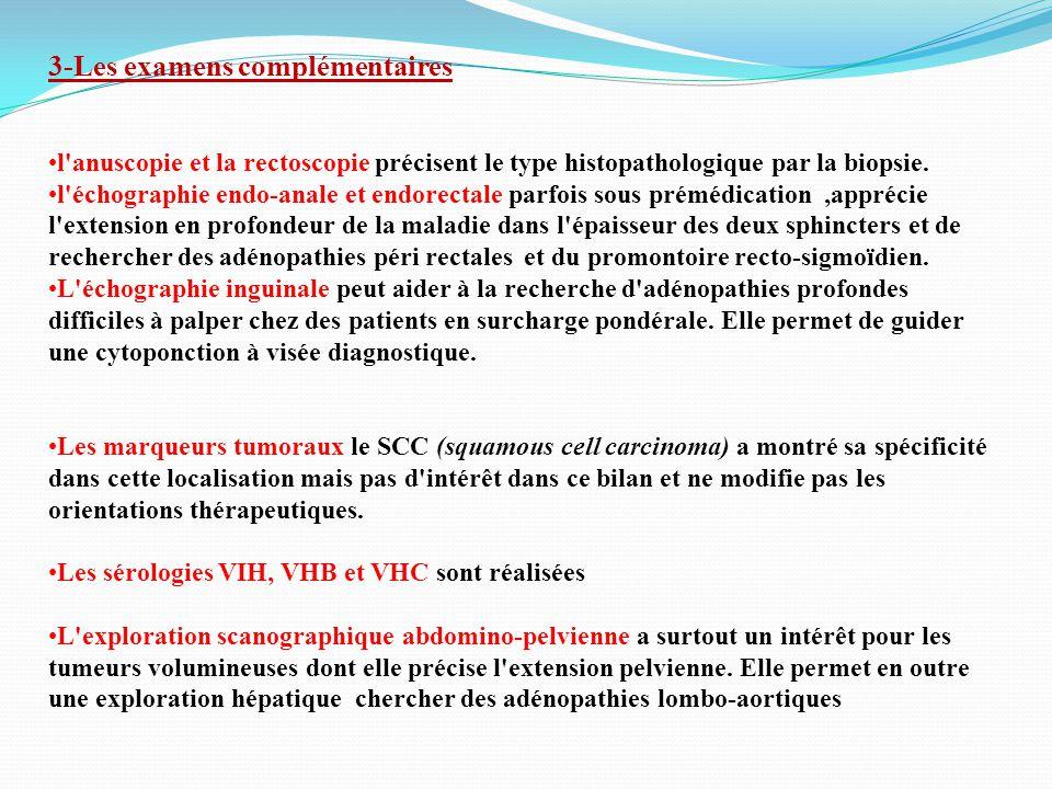 3-Les examens complémentaires