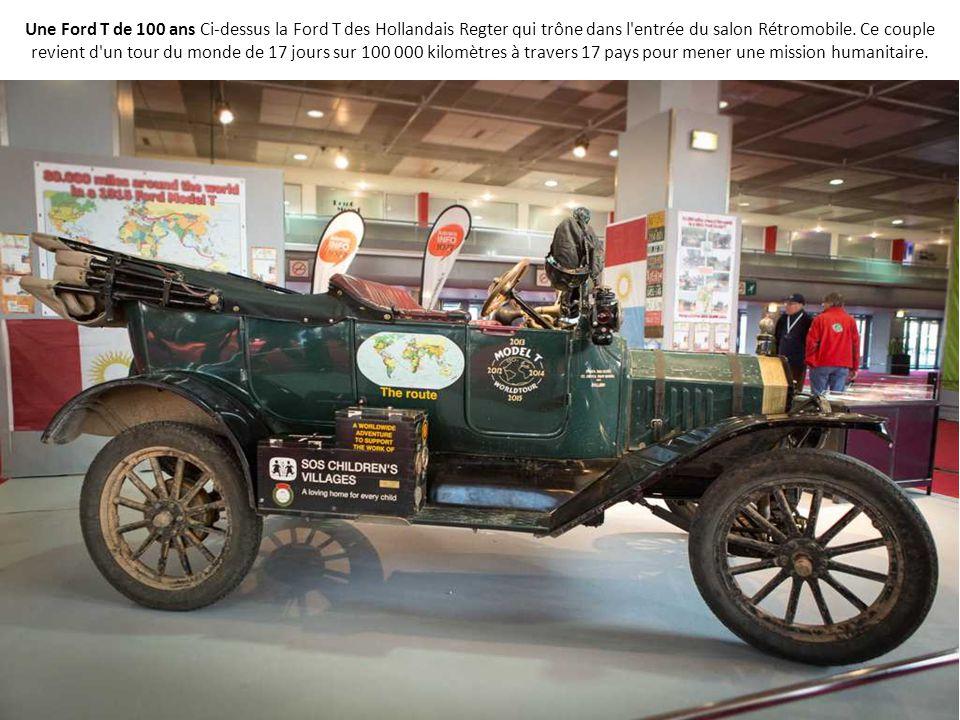 Salon r tromobile 2015 les plus belles voitures de for Salon du retromobile