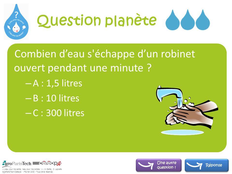 Salon international de l agriculture ppt t l charger - Combien coute 1 litre d eau du robinet ...
