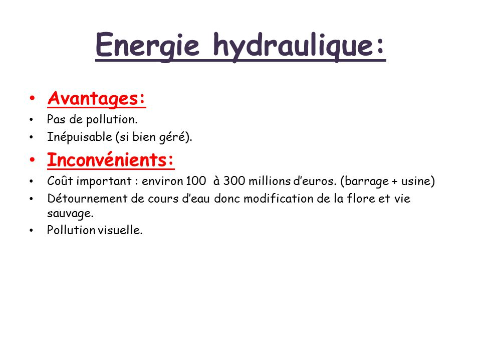les energies renouvelables ppt video online t l charger