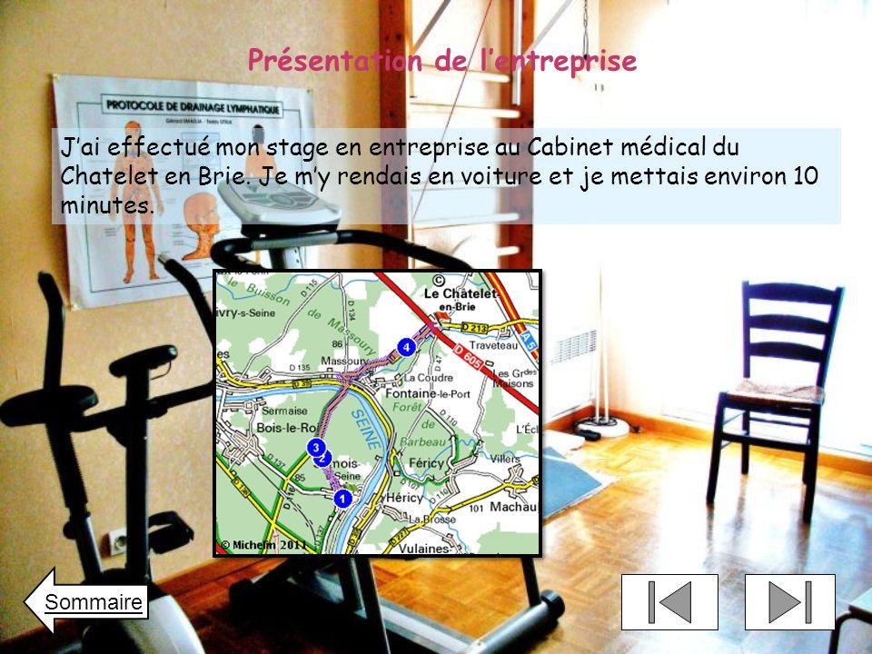Mahieux julie 3 2 rapport de stage en entreprise ppt video online t l charger - Rapport de stage cabinet medical ...