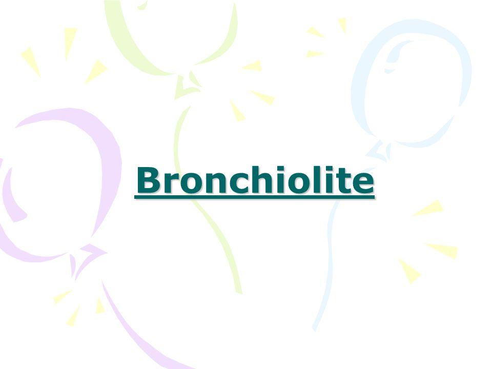 Bronchiolite. - ppt video online télécharger