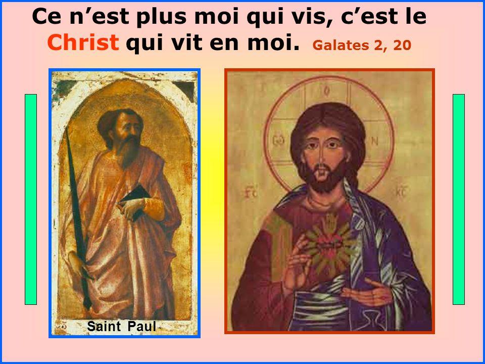 Résultats de recherche d'images pour «c'est le Christ qui vit en moi»
