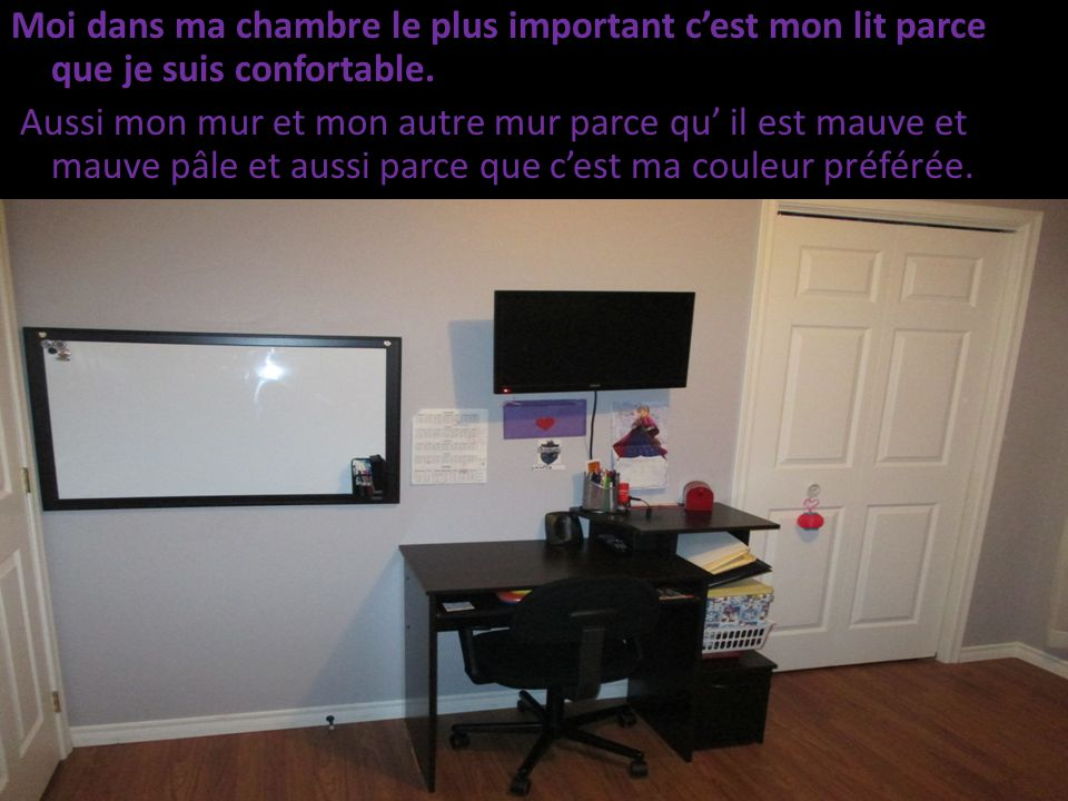 ma belle chambre que j aime ppt video online t l charger. Black Bedroom Furniture Sets. Home Design Ideas