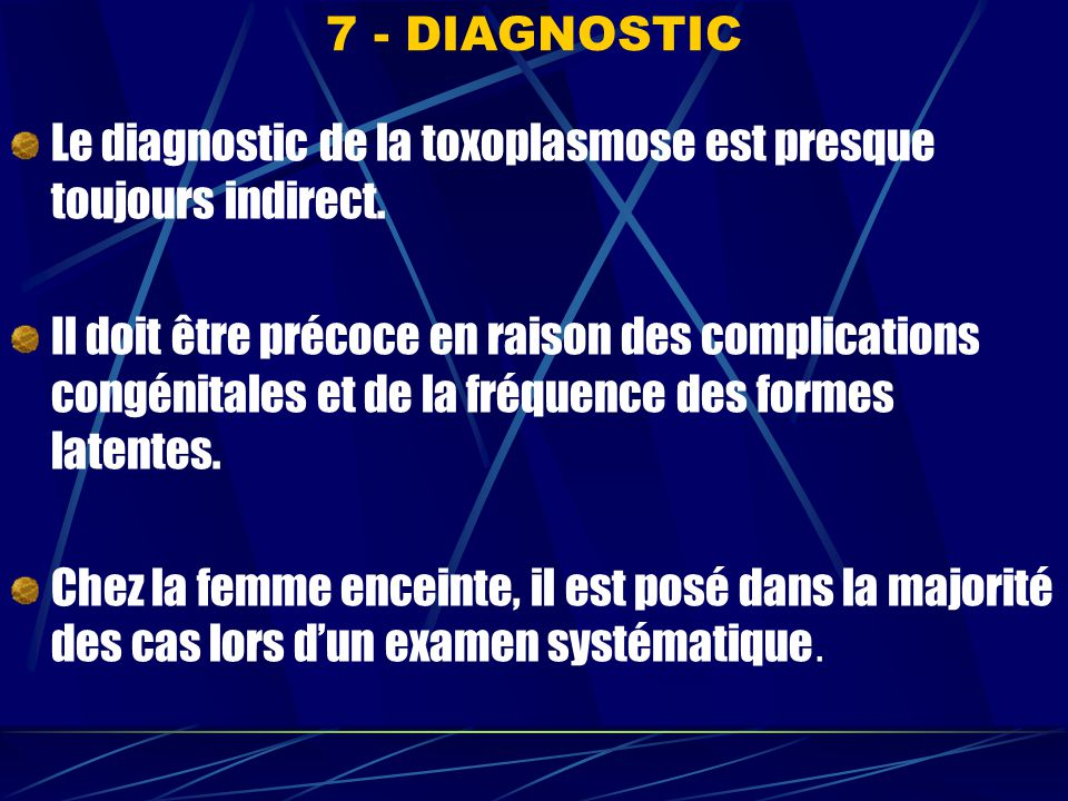 immunisation toxoplasmose grossesse
