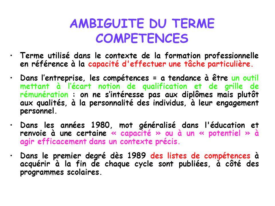 Socle commun livrets de competences ppt t l charger - Grille des competences professionnelles ...