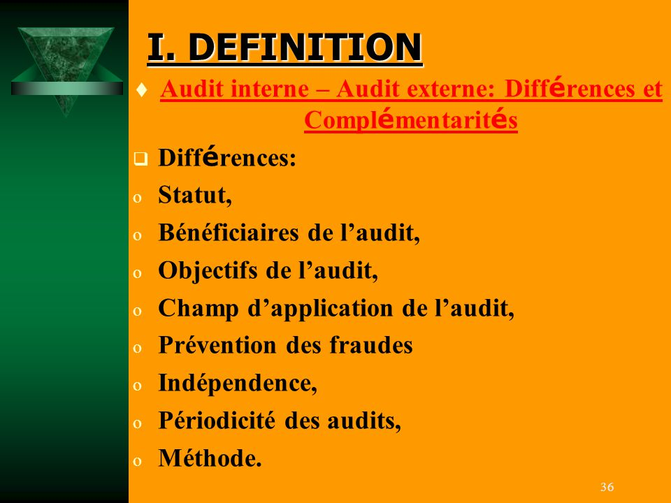 a definition of audit independence For purposes of this definition,  rule 3526 communication with audit committees concerning independence.
