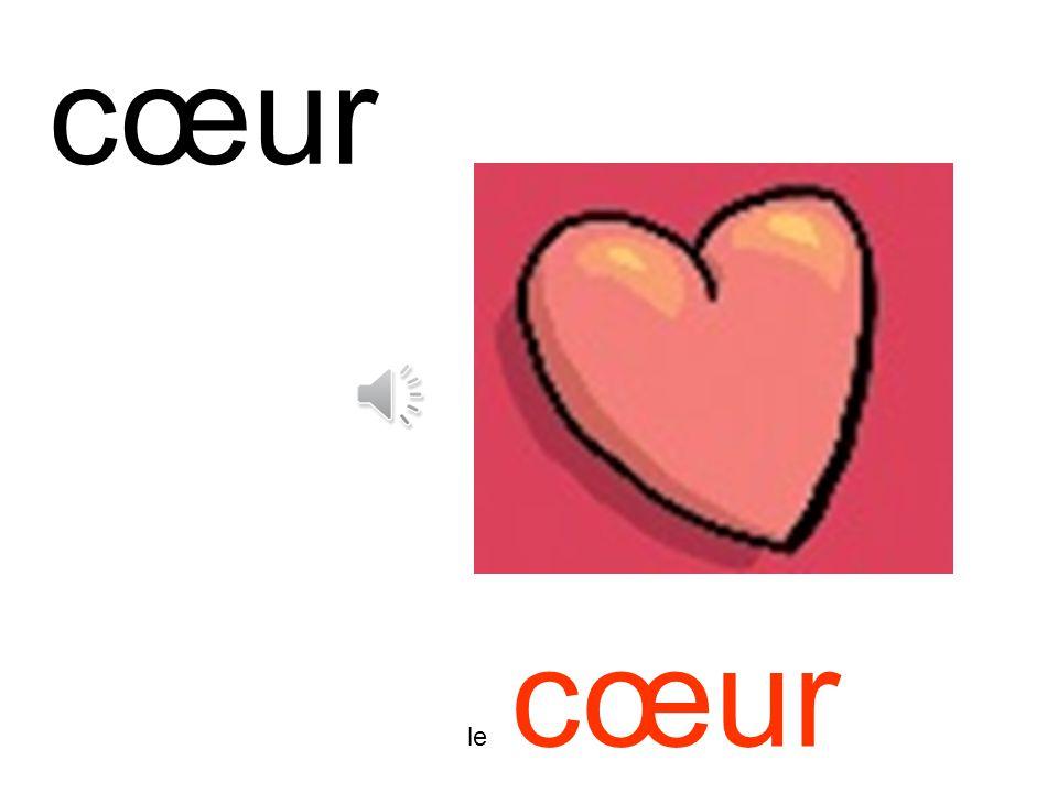 cœur le cœur