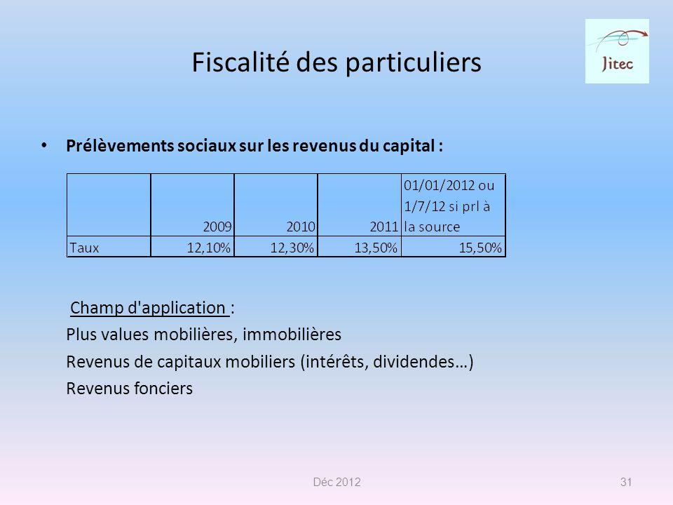 actualit u00e9 fiscale et sociale