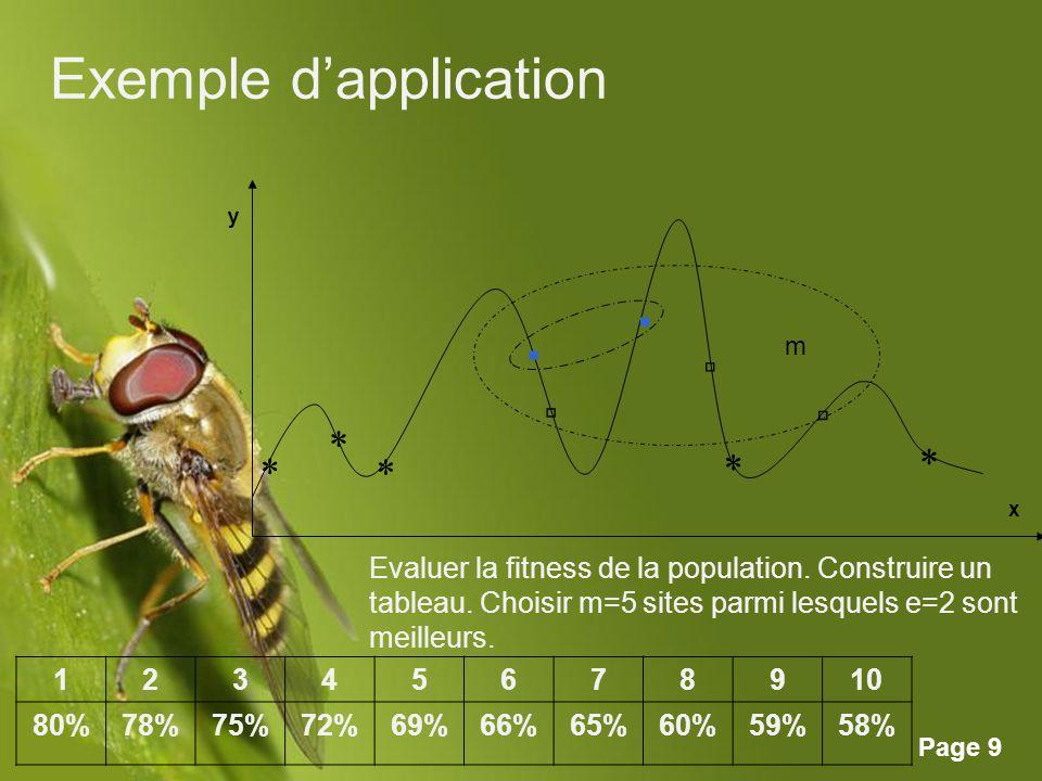 optimisation par la m thode des abeilles ppt video online t l charger. Black Bedroom Furniture Sets. Home Design Ideas