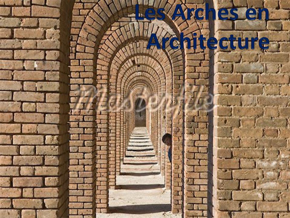 Les Arches en Architecture