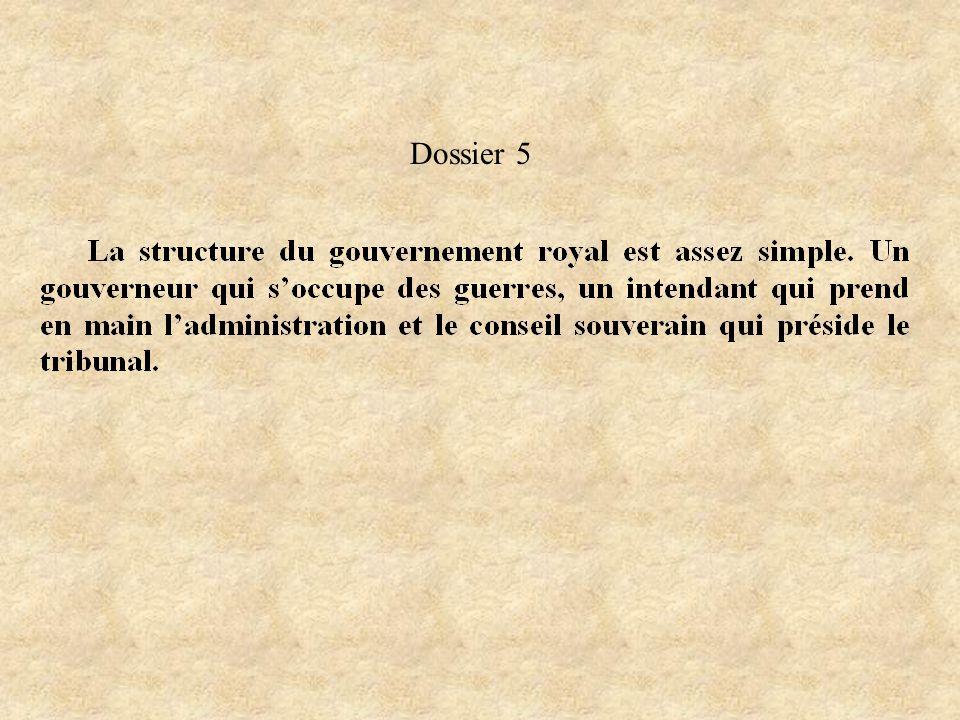 Dossier 5