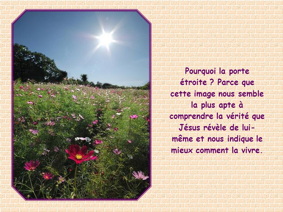Parole de vie f vrier ppt video online t l charger - Une porte ouverte sur le ciel paroles ...