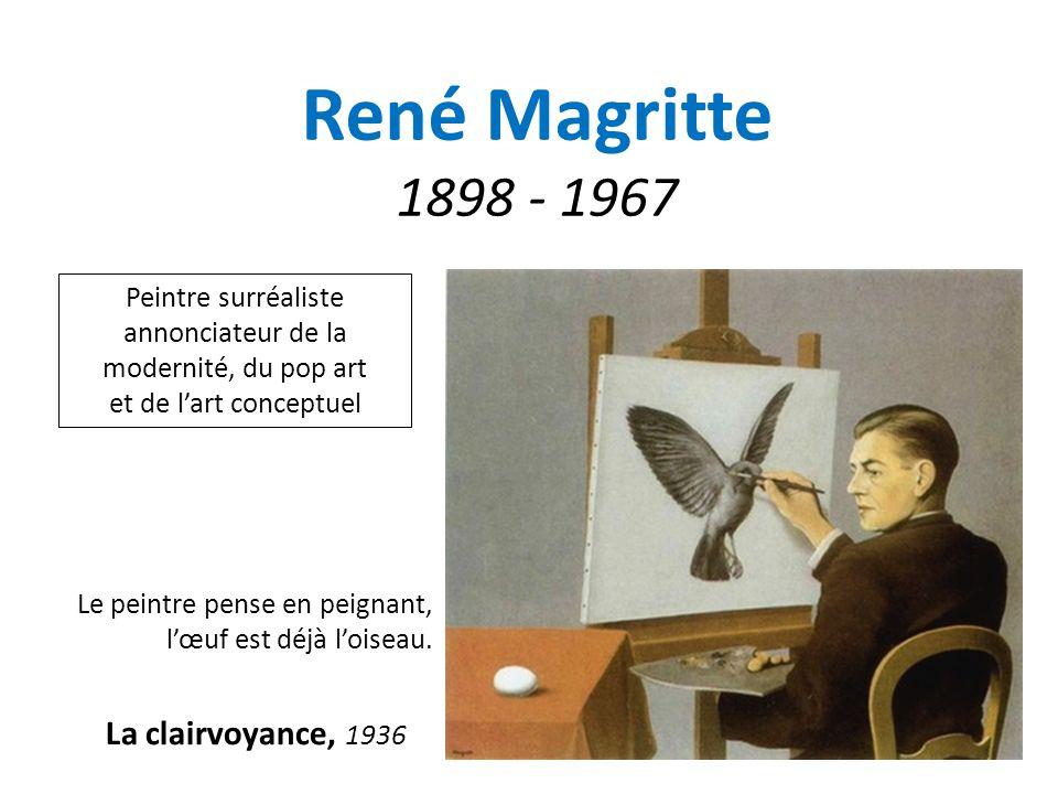 Exceptionnel Peintre surréaliste annonciateur de la modernité, du pop art - ppt  FI88