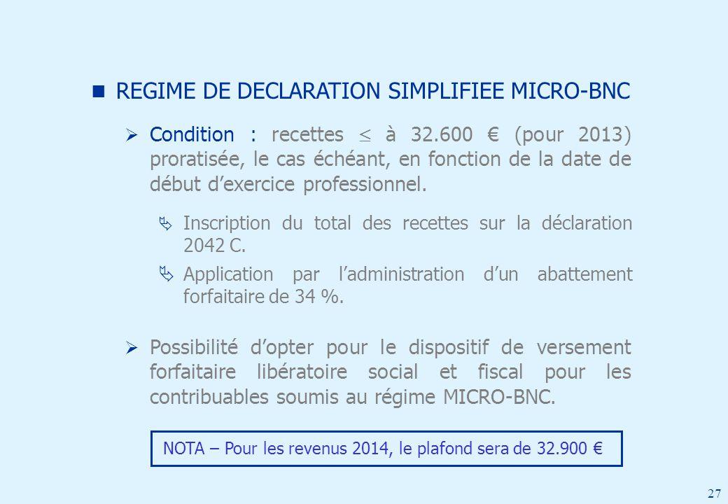 Fiscalite mai 2014 fiducial sofiral martine dubus ppt - Regime fiscal location meublee non professionnel ...