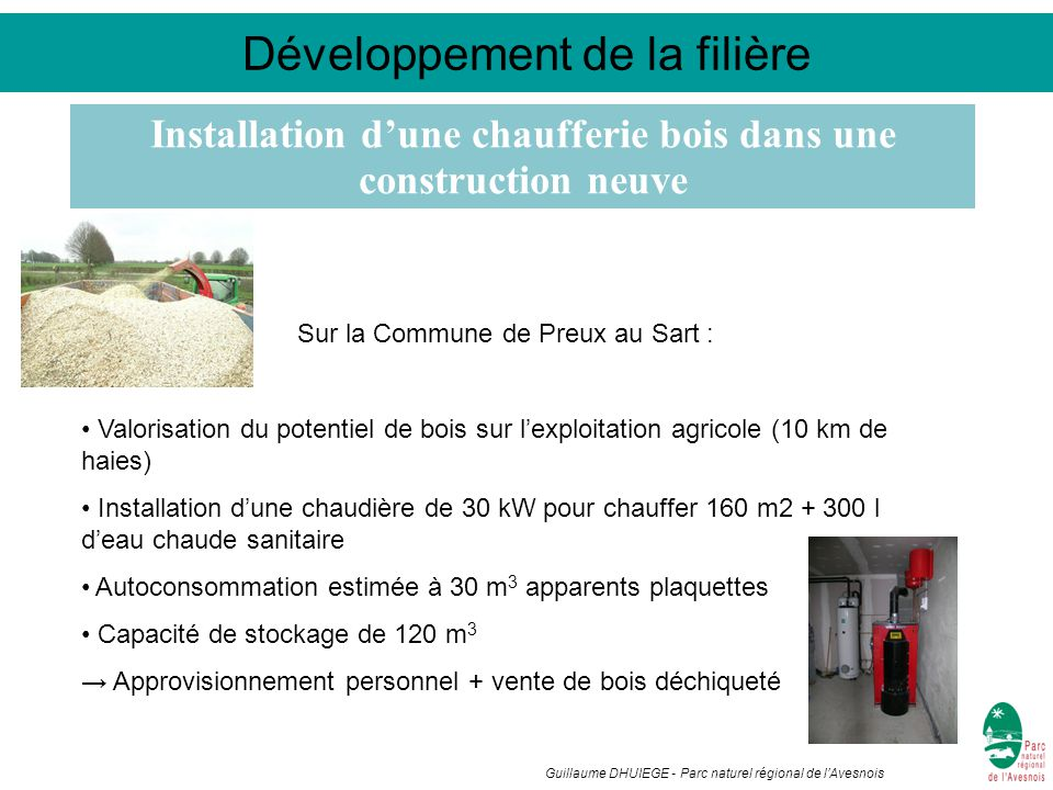 Le bois nergie en avesnois ppt video online t l charger for Prix du m2 construction neuve
