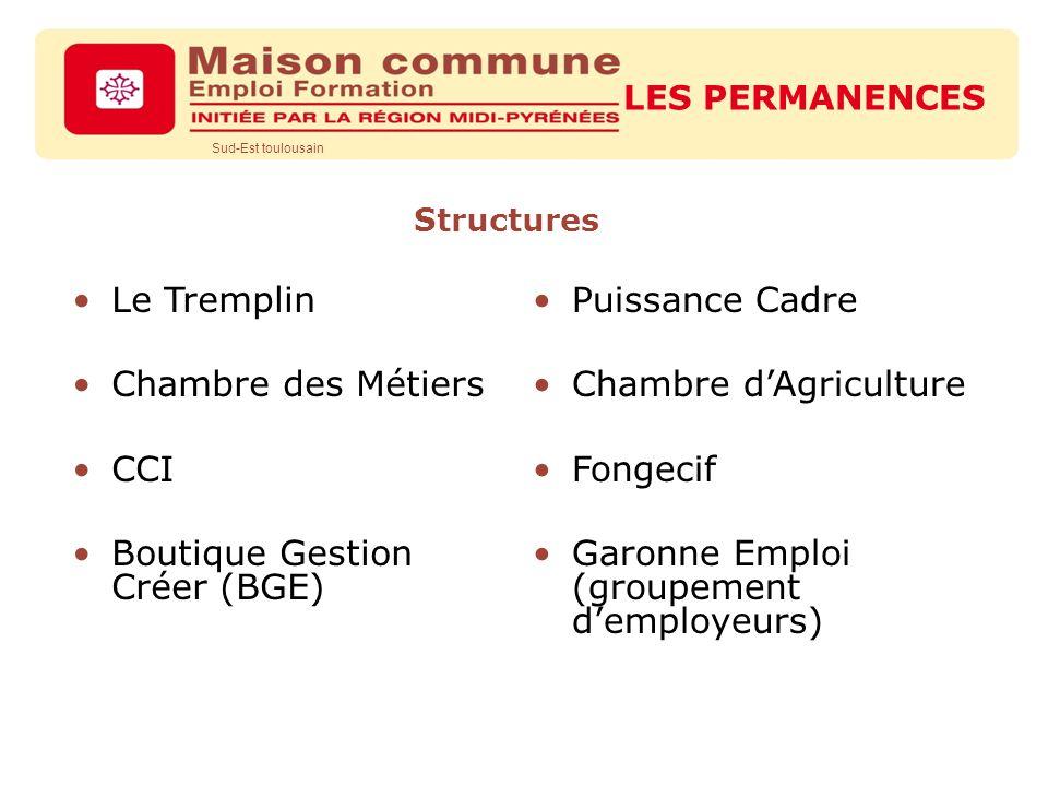 2014 maison commune emploi formation du sud est toulousain - Chambre d agriculture offre d emploi ...
