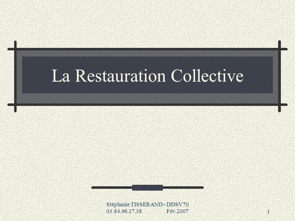 Risque Contamination Restauration Collective