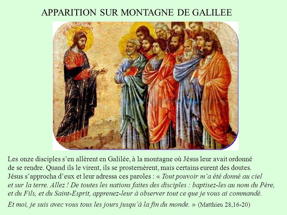 MÉDITATIONS CHRÉTIENNES POUR TOUTE L`ANNÉE - Pere Buse`e - Cie de Jésus - année 1708 APPARITION+SUR+MONTAGNE+DE+GALILEE
