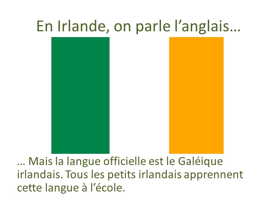 L irlande ppt video online t l charger for Portent en anglais