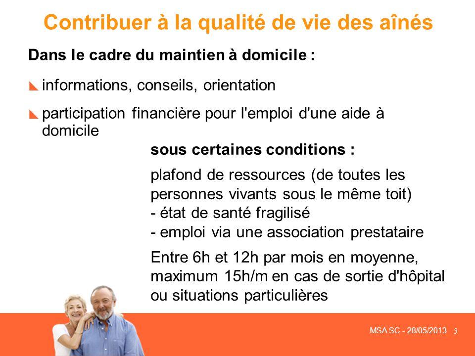 L 39 action sociale en msa sud champagne ppt t l charger - Aide a la complementaire sante plafond de ressources ...