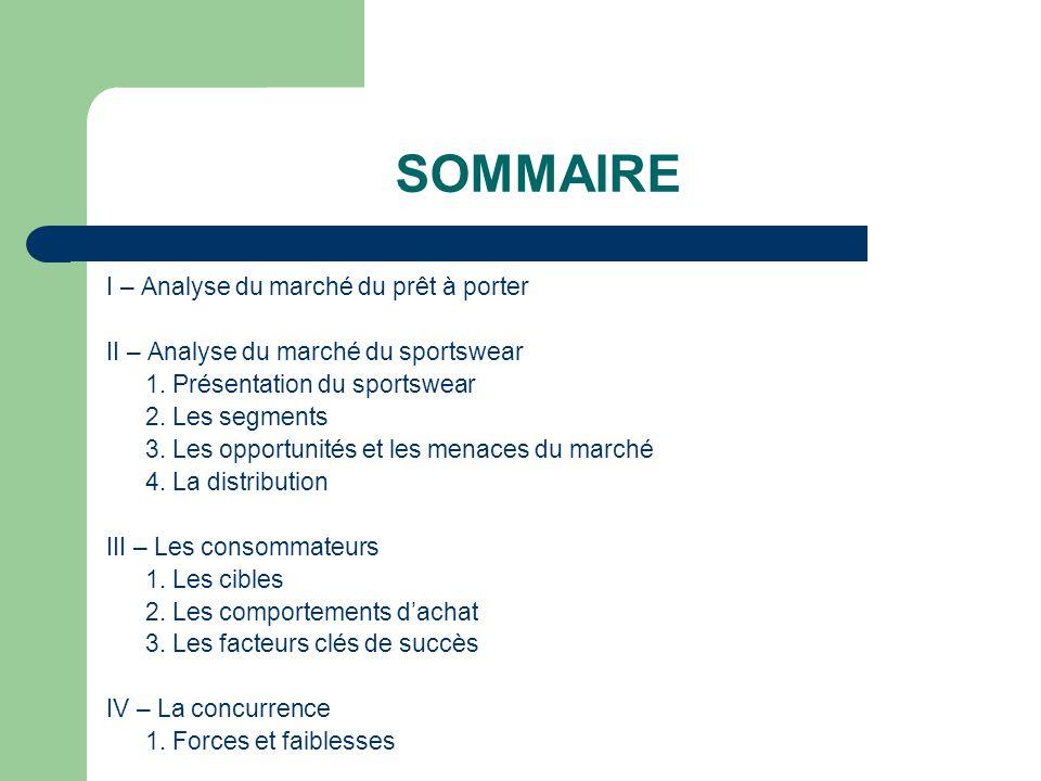 K j c k consulting marche du pr t a porter ppt t l charger - Etude de marche pret a porter feminin ...